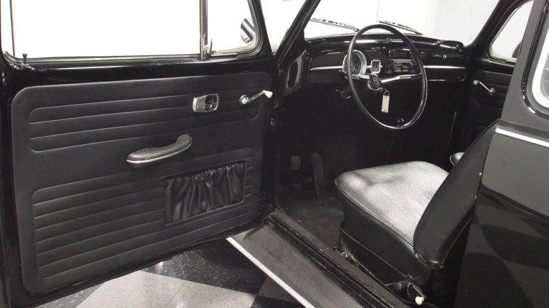 1967 Volkswagen Beetle 41