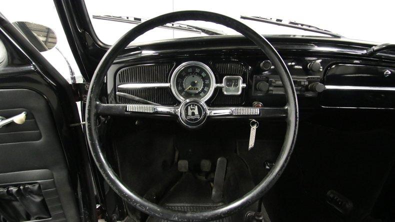 1967 Volkswagen Beetle 44