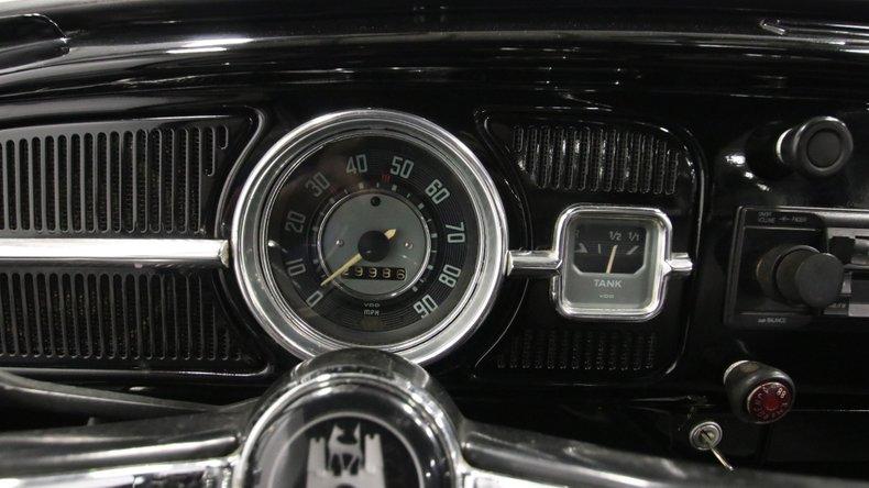 1967 Volkswagen Beetle 45