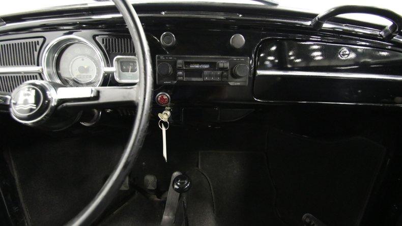 1967 Volkswagen Beetle 50