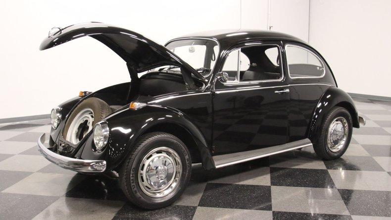 1967 Volkswagen Beetle 34