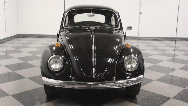 1967 Volkswagen Beetle 19