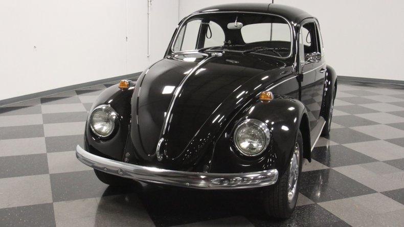 1967 Volkswagen Beetle 20