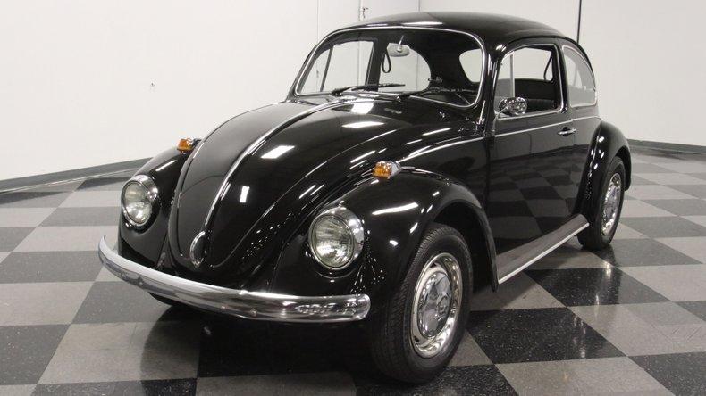 1967 Volkswagen Beetle 5