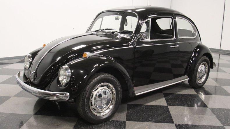 1967 Volkswagen Beetle 6