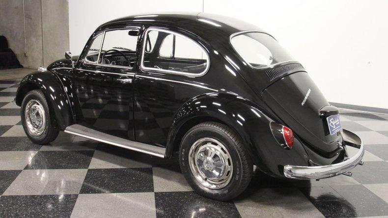 1967 Volkswagen Beetle 8