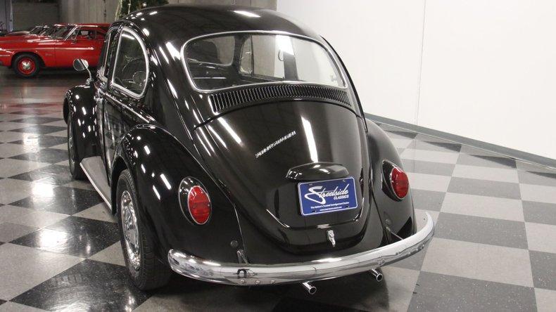 1967 Volkswagen Beetle 10