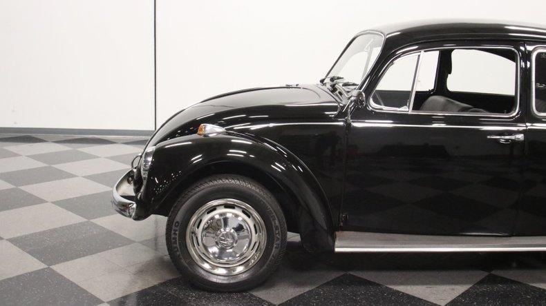 1967 Volkswagen Beetle 24