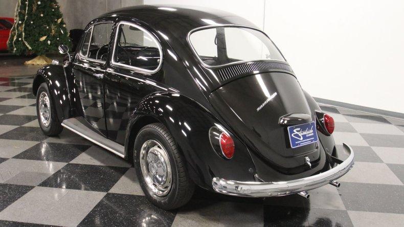 1967 Volkswagen Beetle 9