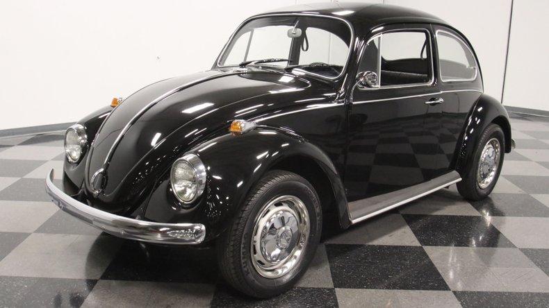 1967 Volkswagen Beetle 21