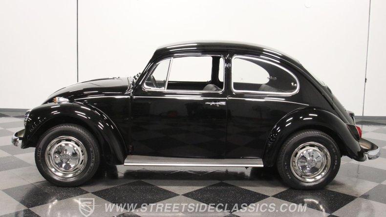 1967 Volkswagen Beetle 2