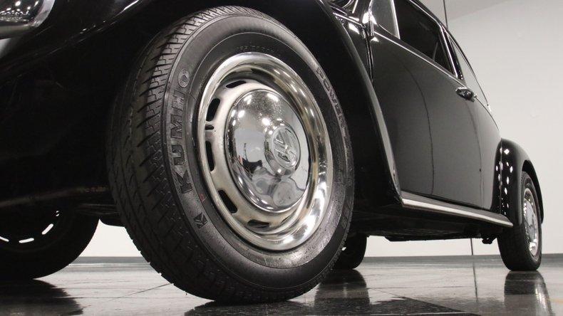 1967 Volkswagen Beetle 23