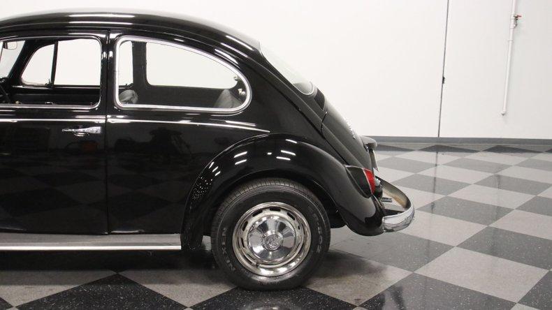1967 Volkswagen Beetle 25