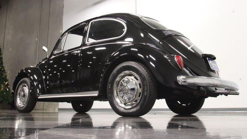 1967 Volkswagen Beetle 26