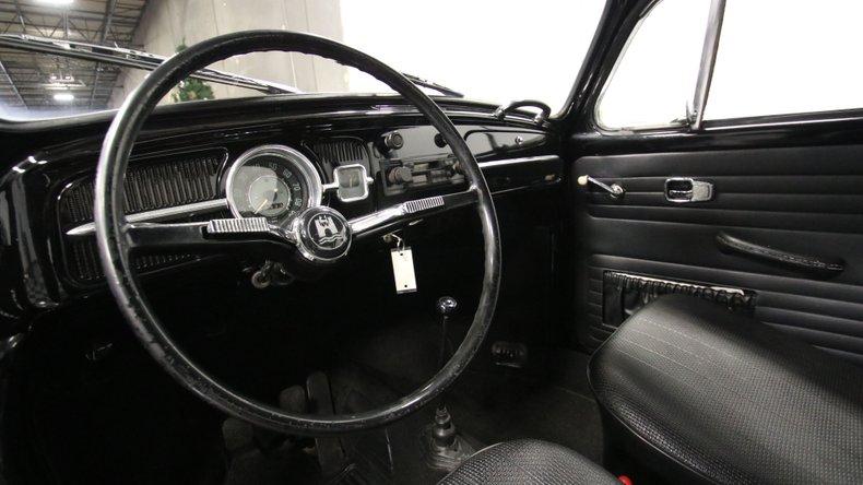 1967 Volkswagen Beetle 43