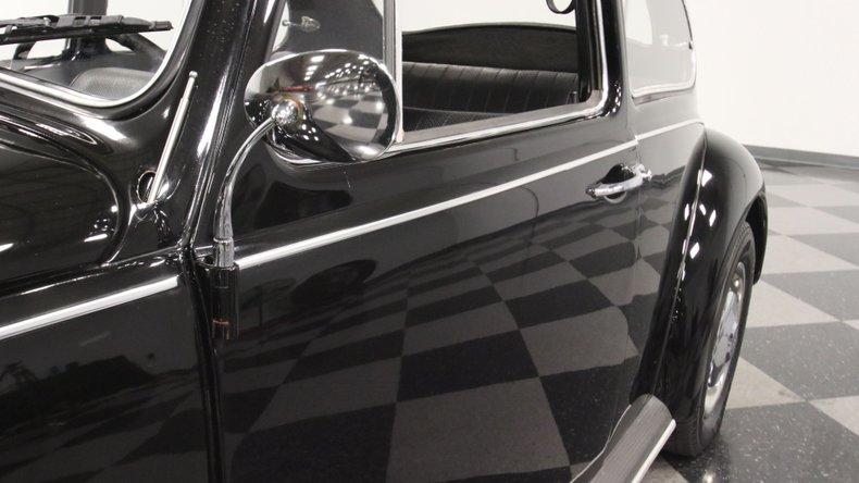 1967 Volkswagen Beetle 63
