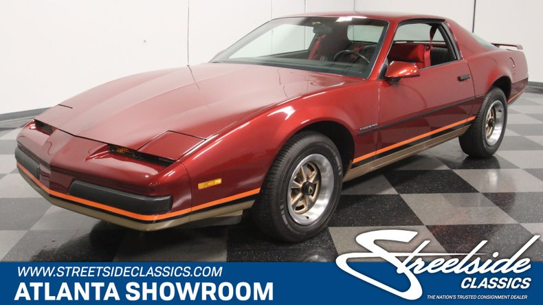 For Sale: 1986 Pontiac Firebird