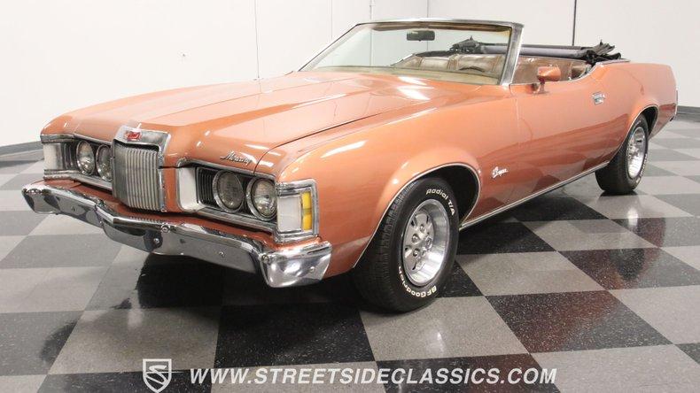 1973 Mercury Cougar For Sale