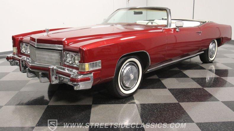 1974 Cadillac Eldorado For Sale