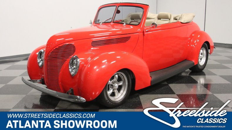 For Sale: 1938 Ford Roadster