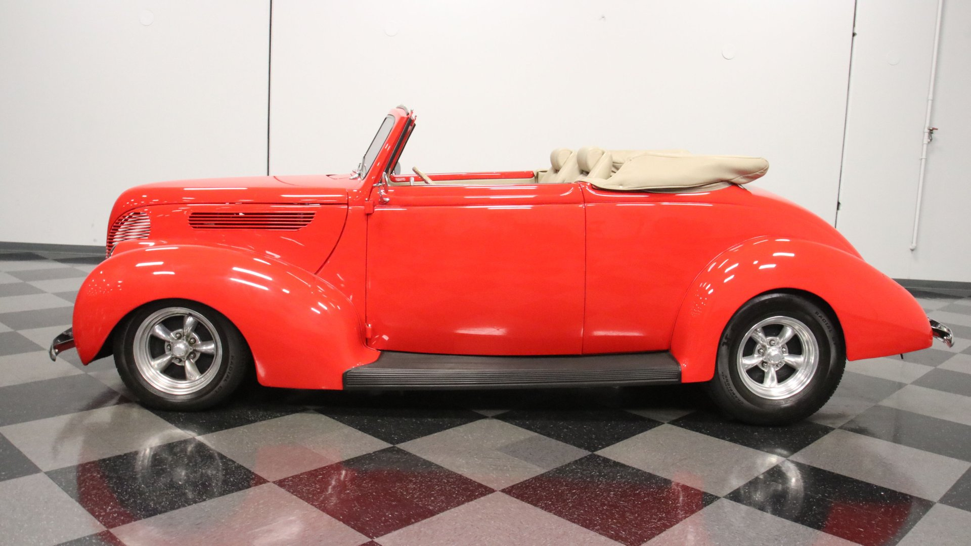 1938 ford roadster