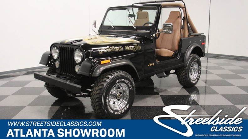 For Sale: 1977 Jeep CJ7