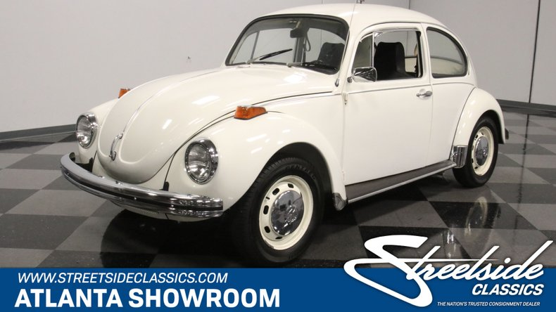 1971 Volkswagen Super Beetle For Sale