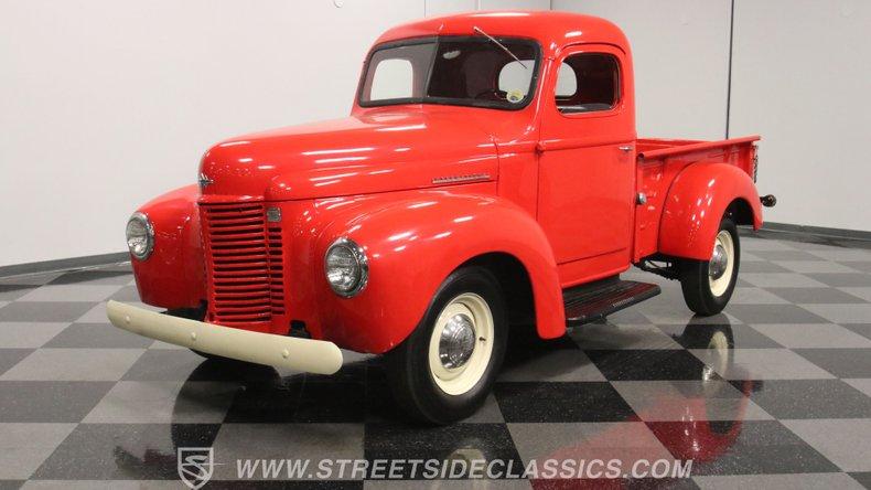 For Sale: 1941 International Truck