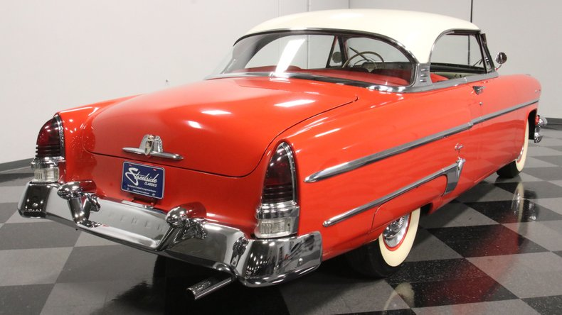 1954 Lincoln Capri 13