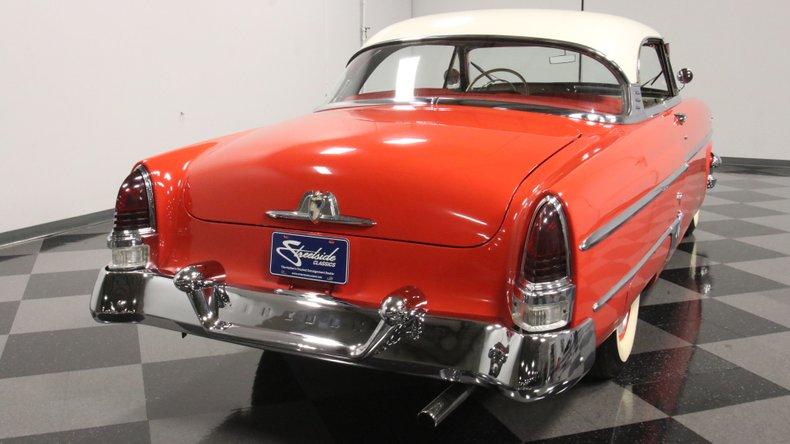 1954 Lincoln Capri 12