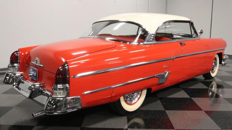 1954 Lincoln Capri 27