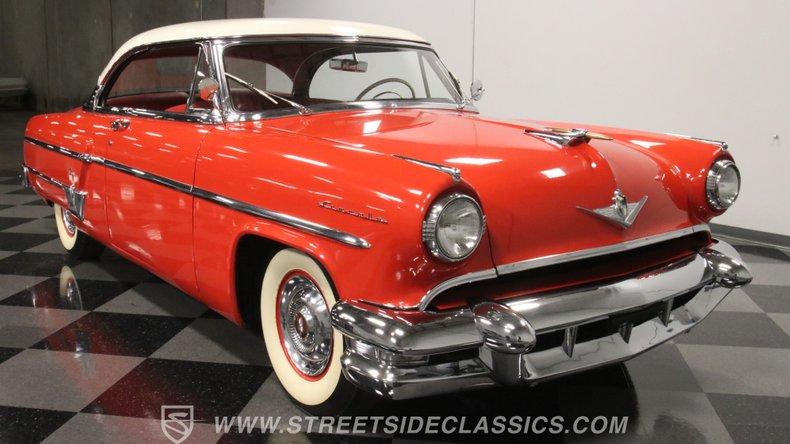 1954 Lincoln Capri 17