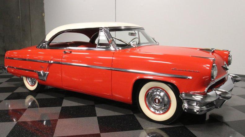 1954 Lincoln Capri 16