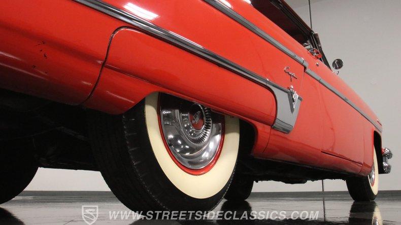 1954 Lincoln Capri 29