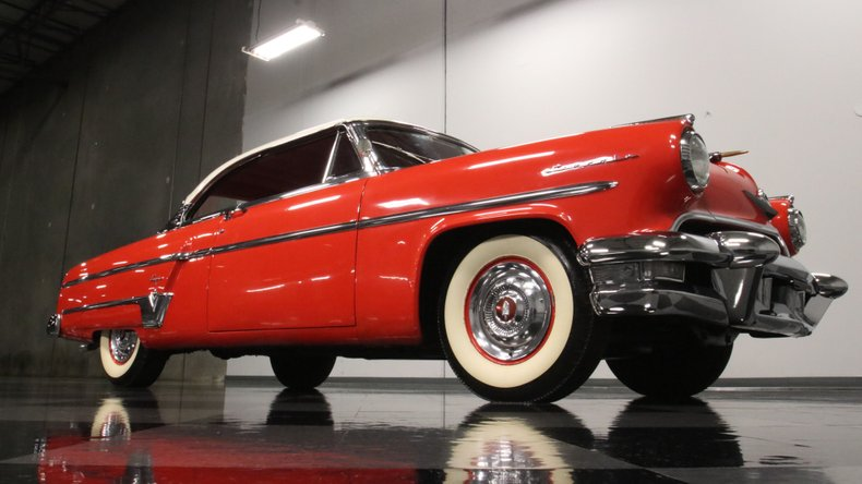 1954 Lincoln Capri 33