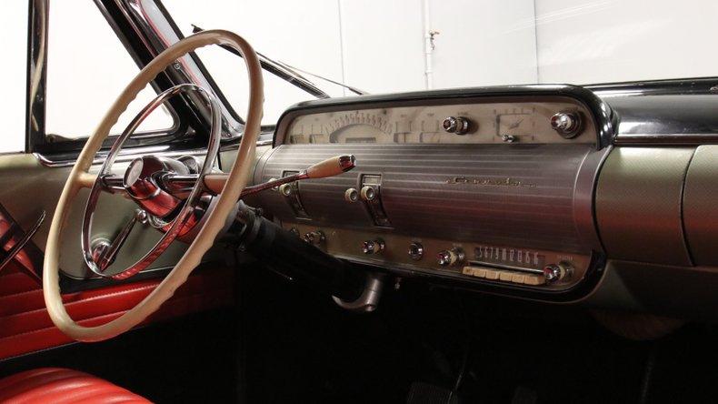 1954 Lincoln Capri 55