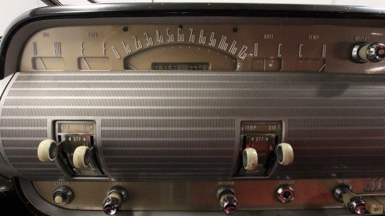 1954 Lincoln Capri 45