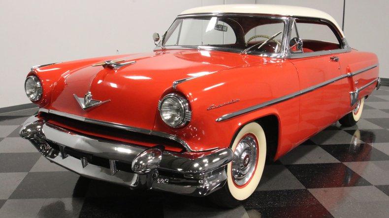 1954 Lincoln Capri 5