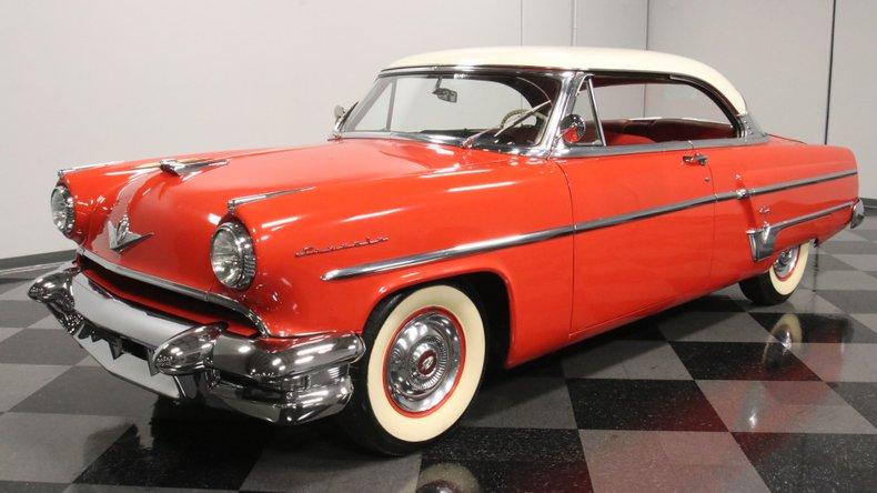 1954 Lincoln Capri 6