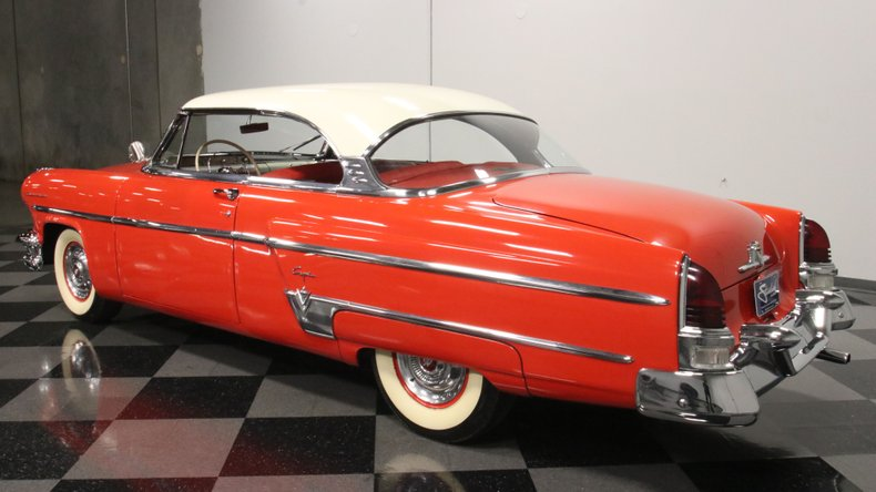 1954 Lincoln Capri 8