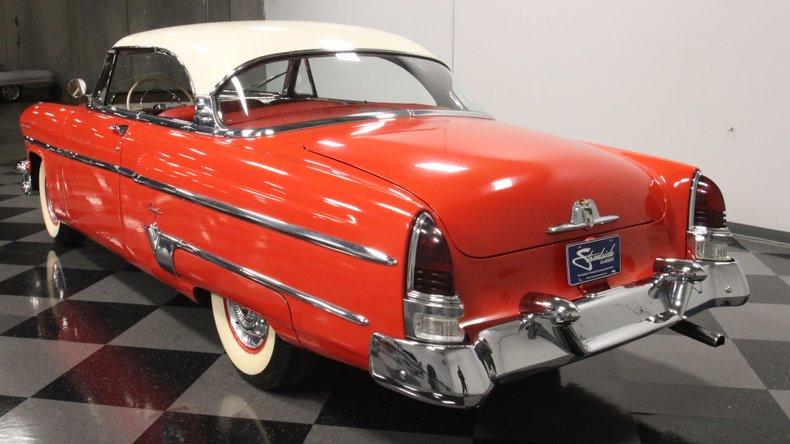 1954 Lincoln Capri 9