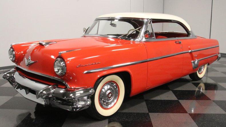 1954 Lincoln Capri 21