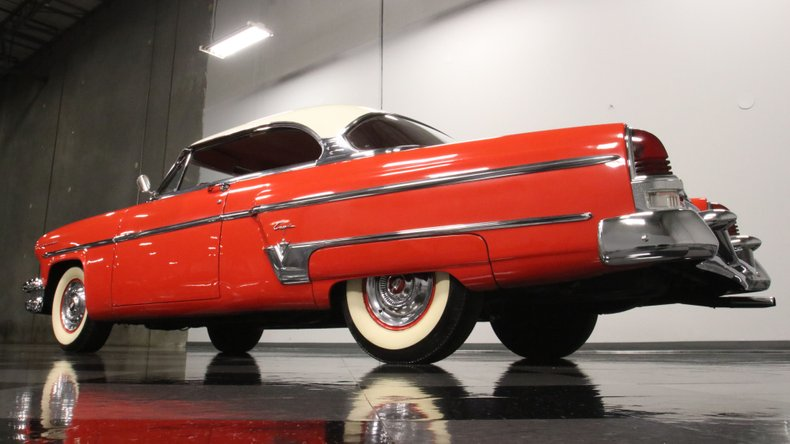 1954 Lincoln Capri 26