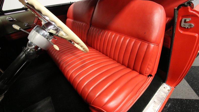 1954 Lincoln Capri 48