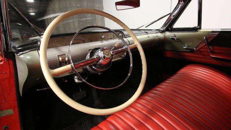 1954 Lincoln Capri 43
