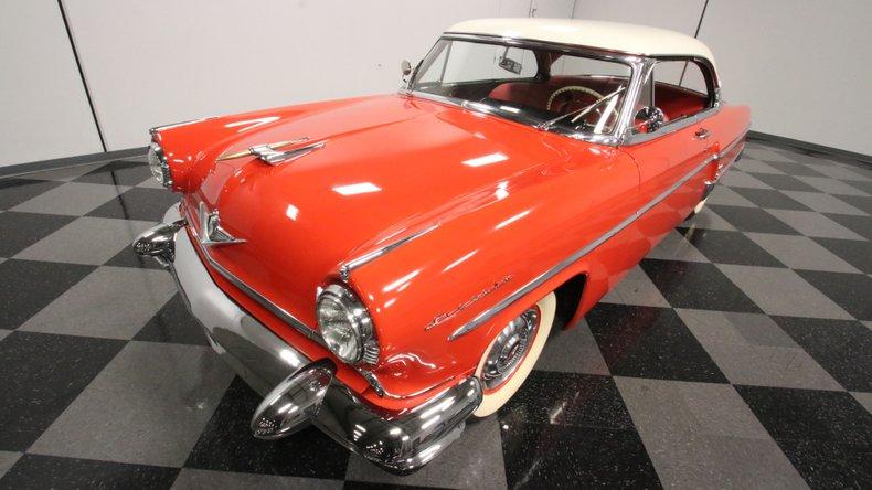 1954 Lincoln Capri 68