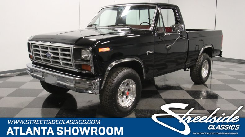 For Sale: 1985 Ford F-150