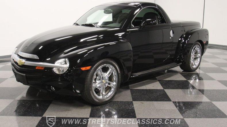 For Sale: 2005 Chevrolet SSR