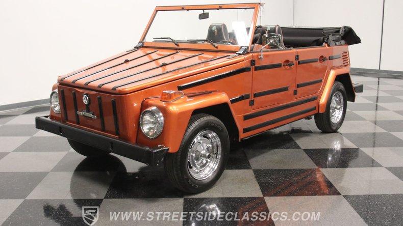 1973 Volkswagen Thing 1