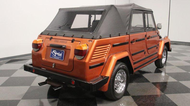 1973 Volkswagen Thing 13